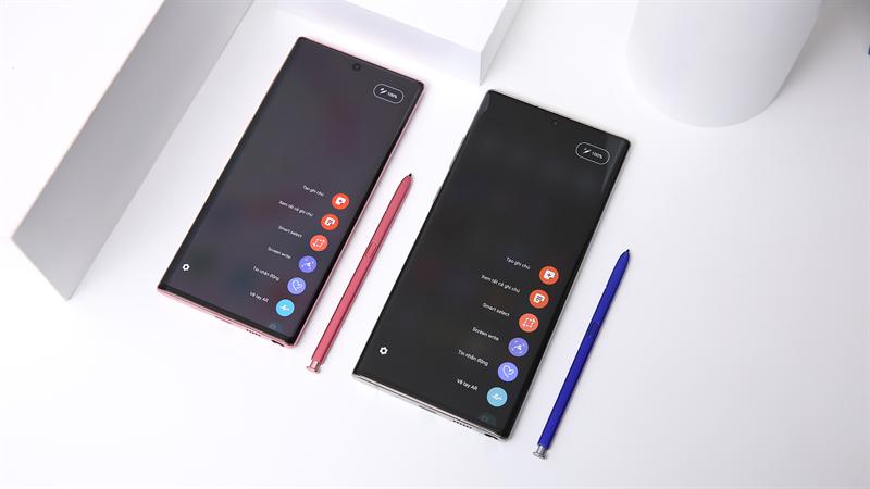 Đặt trước Galaxy Note 10, Note 10+