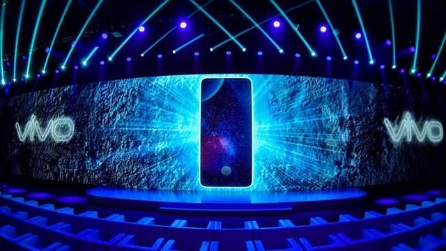 Vivo NEX 3 lộ thiết kế màn hình... thác nước