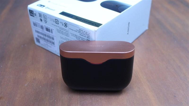 Đập hộp & đánh giá nhanh tai nghe không dây Sony WF-1000XM3: Thiết kế sang, ngầu, chống ồn cực tốt - ảnh 5