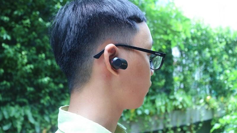 Đập hộp & đánh giá nhanh tai nghe không dây Sony WF-1000XM3: Thiết kế sang, ngầu, chống ồn cực tốt - ảnh 13