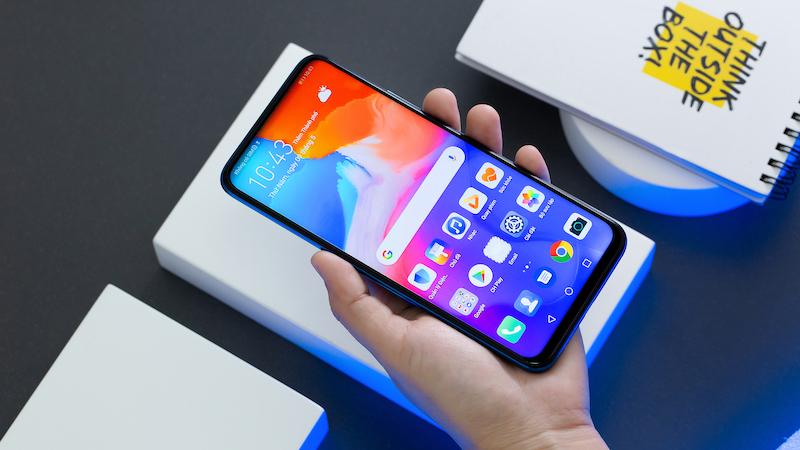 Smartphone Huawei giảm giá sốc