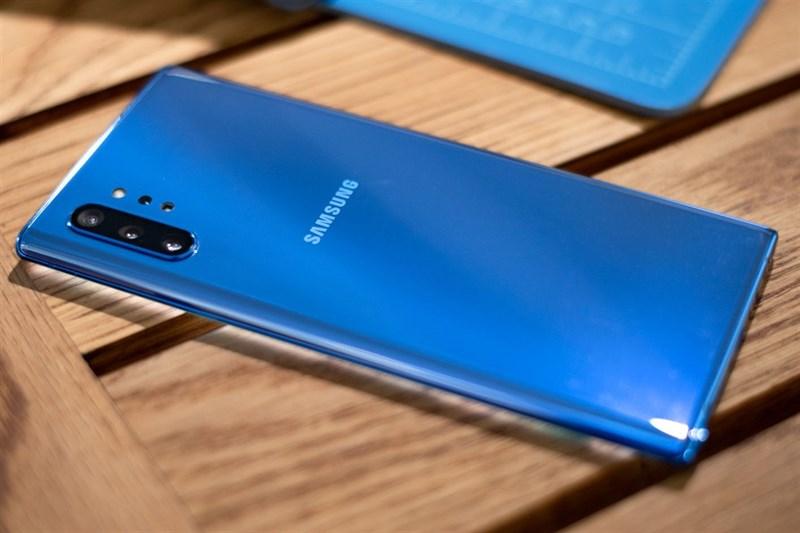 3 điểm trừ đáng tiếc trên Galaxy Note 10