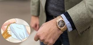 Hướng dẫn cách sử dụng và bảo quản đồng hồ mạ vàng bền nhất
