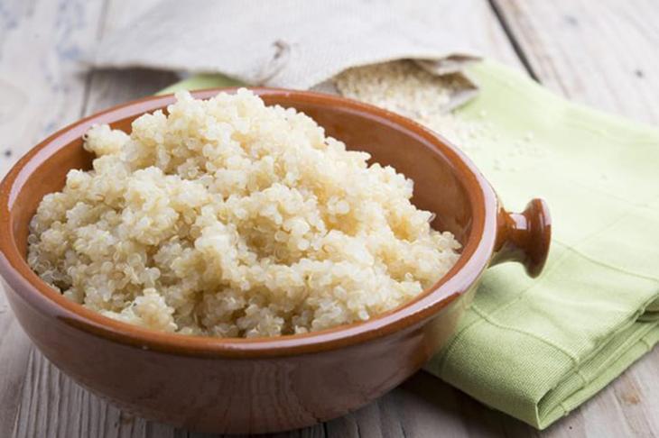 Cách nấu hạt Quinoa