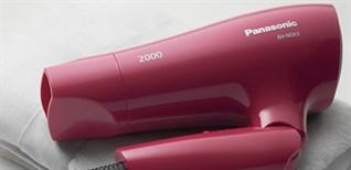 Máy sấy tóc Panasonic của nước nào? Có tốt không?
