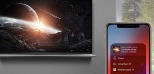 Cách chiếu màn hình iPhone lên tivi LG bằng AirPlay 2
