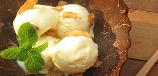Cách làm kem sữa dừa Tràng Tiền thơm ngon đơn giản tại nhà