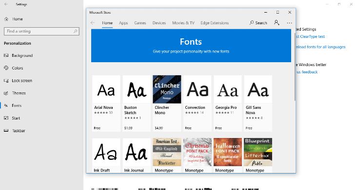 Hướng Dẫn Cach Cai đặt Font Chữ Tren Windows 10
