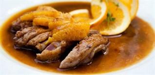 Hướng dẫn cách làm món vịt nấu cam ngon cơm, lạ miệng đơn giản tại nhà