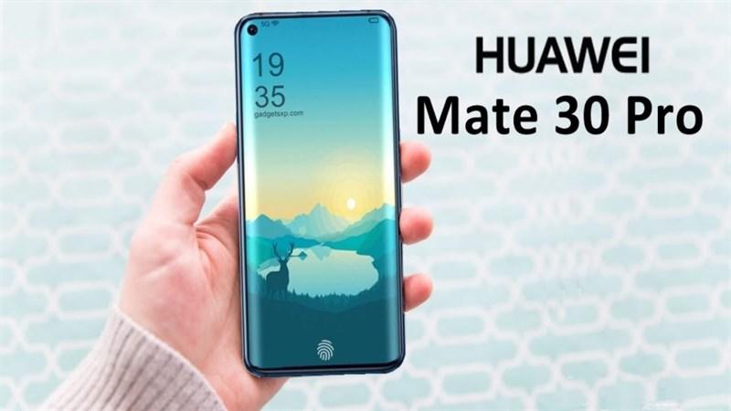 Lộ ảnh thực tế thỏi pin 4.200 mAh và 4.500 mAh của Huawei Mate 30, Mate 30 Pro