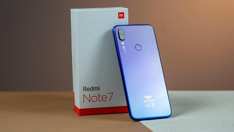 Dòng Redmi Note 7 đã bán được hơn 20 triệu chiếc trên toàn cầu