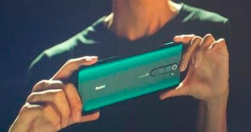 Redmi Note 8 Pro lộ ảnh thực tế với màu xanh lá cây, 3 camera mặt sau - ảnh 1