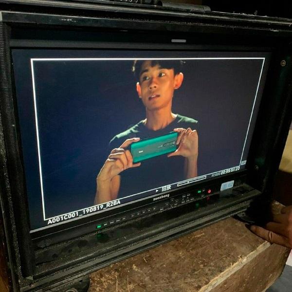 Redmi Note 8 Pro lộ ảnh thực tế với màu xanh lá cây, 3 camera mặt sau - ảnh 2