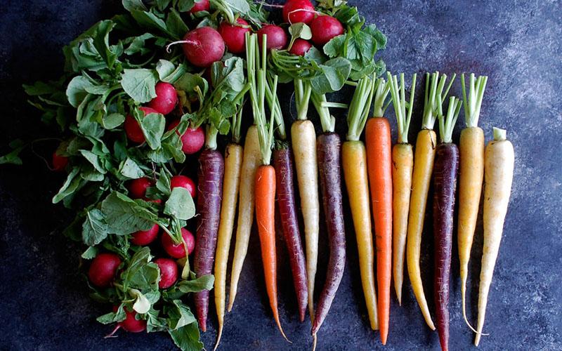 bổ sung beta carotene có tác dụng chống oxy hóa, tích cực bảo vệ gan đồng thời loại bỏ các gốc tự do ra khỏi cơ thể