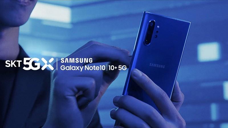 Đơn đặt hàng trước Galaxy Note 10 tại Hàn Quốc cao gấp đôi Note 9