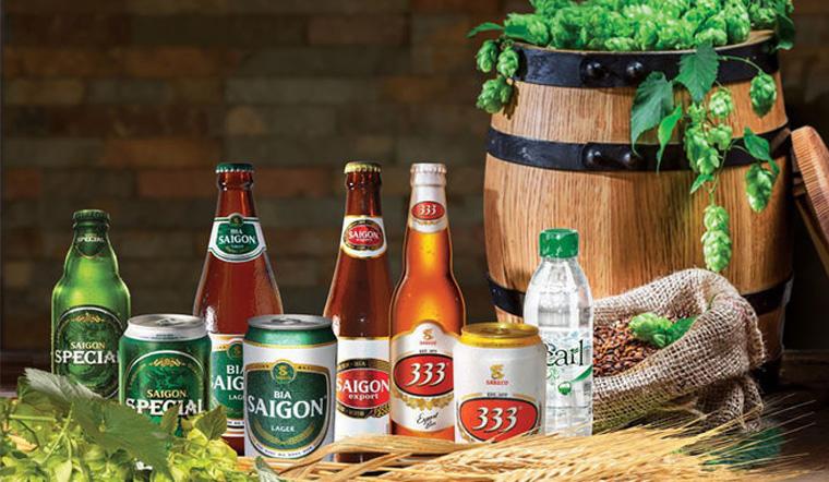 Bia Sài Gòn gồm mấy loại và có nồng độ cồn bao nhiêu