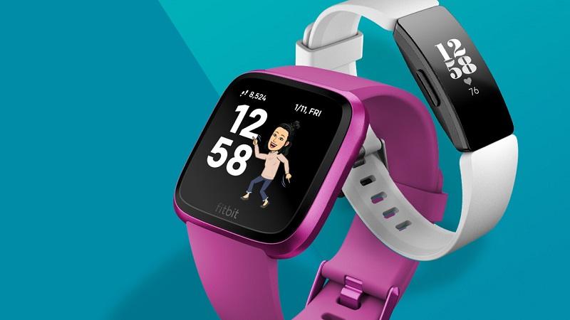 Đồng hồ Fitbit giảm giá