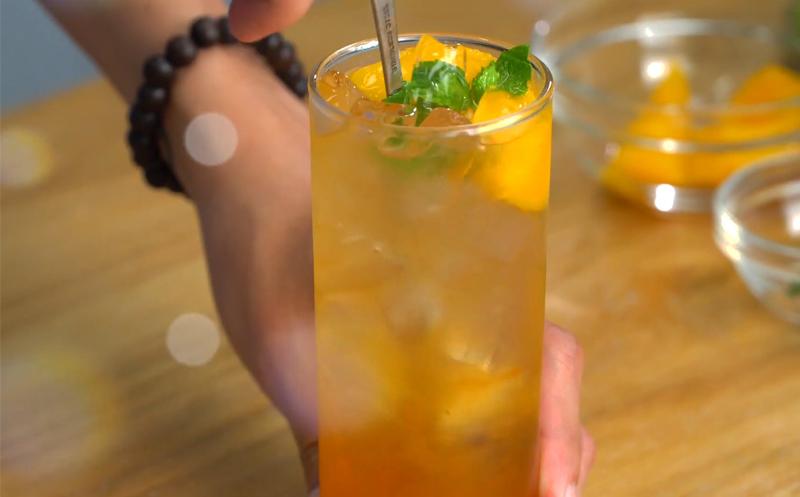 Cách làm Cocktail đơn giản tại nhà, giàu vitamin giúp sáng mắt