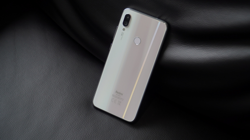 Redmi Note 7 trắng