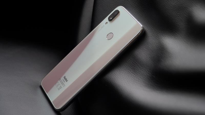 Redmi Note 7 Trắng ánh trăng