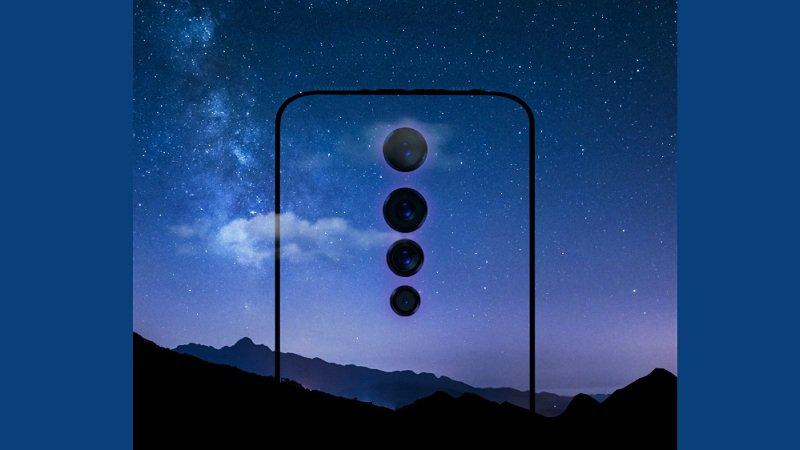 OPPO A9 sắp ra mắt tại Việt Nam: 4 camera sau, giá bán rất cạnh tranh