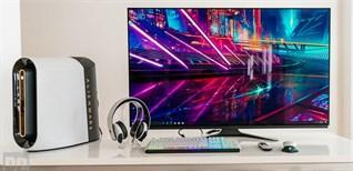 Dell ra mắt màn hình chơi game OLED 55 inch: Tần số quét 120Hz, giá 4.000 USD