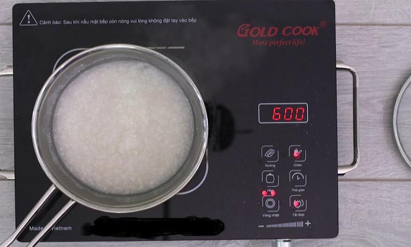 Cách nấu cháo gà bí đao bổ dưỡng cho bé ăn dặm