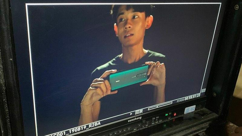 Redmi Note 8 Pro sẽ có tính năng làm mát bằng chất lỏng