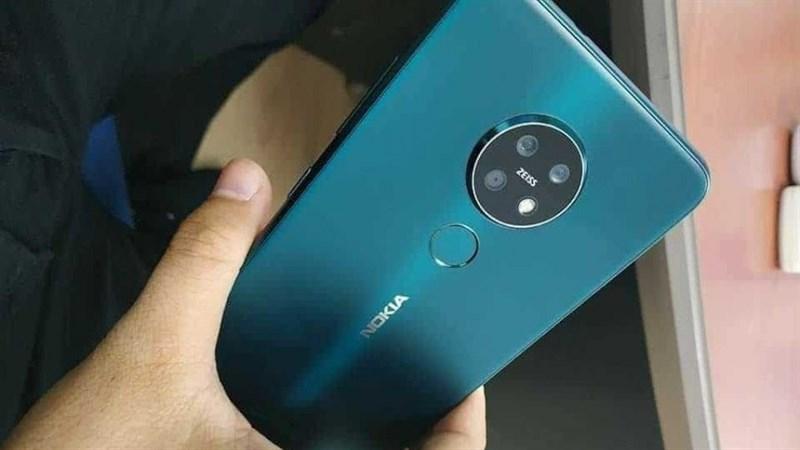 Cận cảnh Nokia 7.2 chưa ra mắt tại… Việt Nam