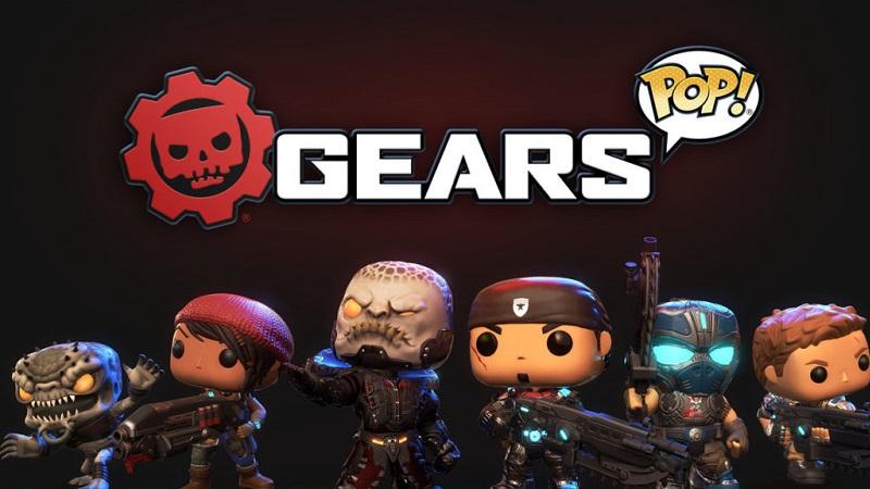 Hình ảnh trong game Gears POP!