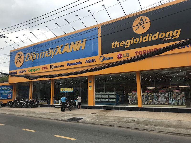 Siêu thị Điện máy XANH Tân Hiệp, Hóc Môn, TP. HCM