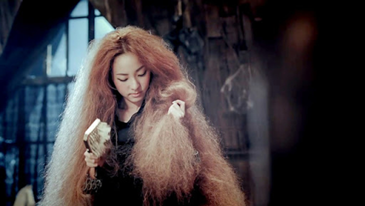 Các biểu hiện tóc hư tổn
