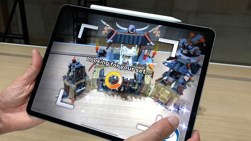 iPad Pro 2020 có thể tích hợp thêm cảm biến 3D ToF