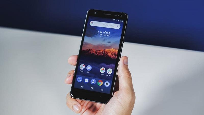 Nokia 3.1 giảm giá