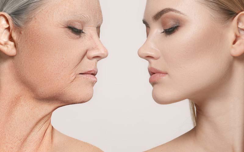 Độ tuổi nào da bắt đầu lão hoá và cách nhận biết