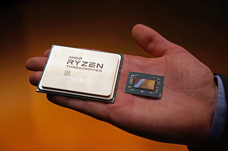 CPU Ryzen Threadripper