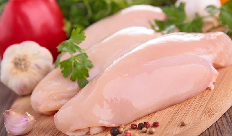 Không ăn thịt gà