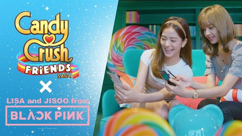 Candy crush saga gets AR on Samsung Galaxy