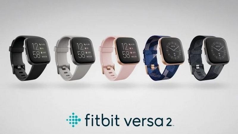 Fitbit Versa 2 trình làng với màn hình OLED, hỗ trợ NFC, Alexa