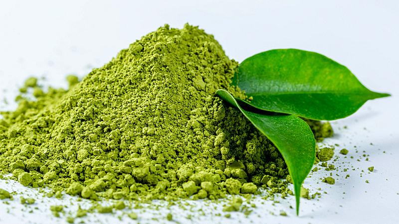 Bột trà xanh có nhiều lợi ích cho sức khỏe