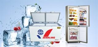 4 lí do nên mua tủ đông bảo quản thực phẩm thay vì tủ lạnh