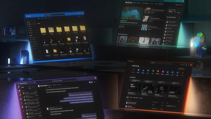 Microsoft chuẩn bị mang Dark Mode cho tất cả ứng dụng Office