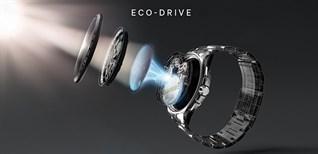 Tìm hiểu dòng đồng hồ Eco-Drive