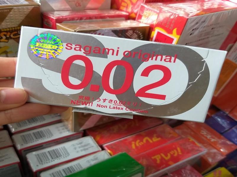 Các loại bao cao su siêu mỏng mang như không mang