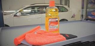 Nên rửa xe bằng dung dịch gì thì tốt nhất?