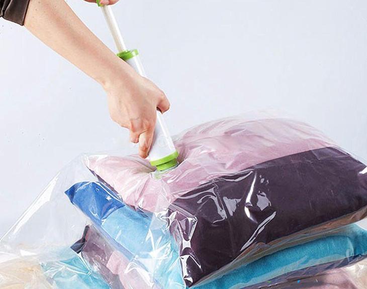 Những loại quần áo nào không nên hút chân không để bảo quản