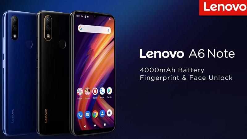 Lenovo A6 Note