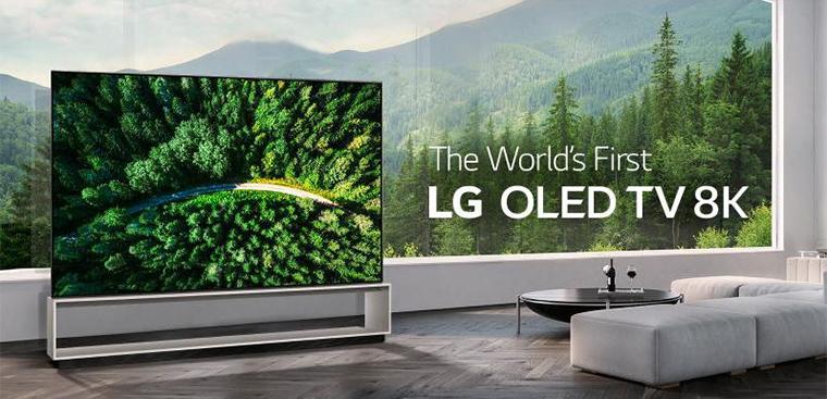Đánh giá TV OLED LG Z9 8K