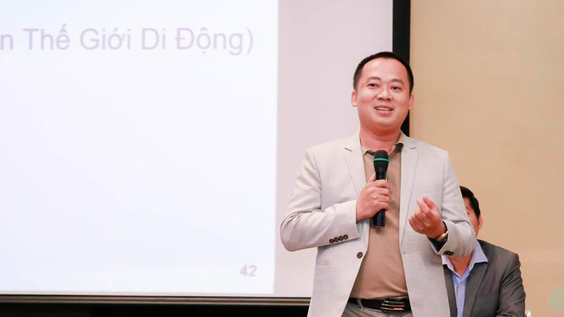 CEO Đoàn Văn Hiểu Em