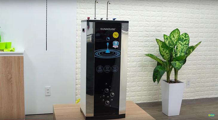 Các kiểu máy lọc nước hiện nay? Nên mua loại nào?